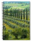 Tuscan Panoramic 3 Spiral Notebook