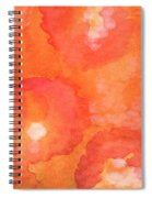 Tuscan Roses Spiral Notebook