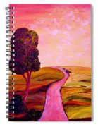 Tuscan Skies ... An Impressionist View Spiral Notebook