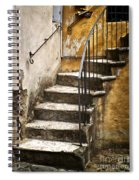 Tuscan Staircase Spiral Notebook