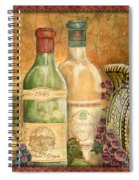 Tuscan Wine-a Spiral Notebook