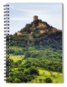 Tuscany - Castiglione D'orcia Spiral Notebook