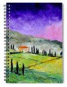 Tuscany 663110 Spiral Notebook