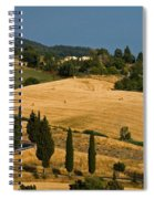 Tuscany Italy Spiral Notebook
