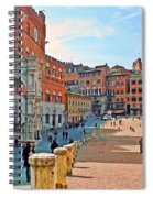 Tuscany Town Center Spiral Notebook