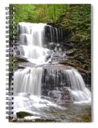 Tuscarora Falls Spiral Notebook
