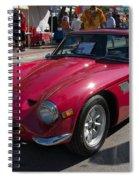 TVR Spiral Notebook