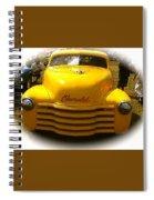 Tweety Bird Chevrolet Pickup Truck Spiral Notebook