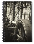 Twenty Mule Team Ore Wagon Spiral Notebook