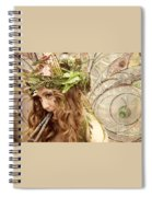 Twig The Fairy  Spiral Notebook