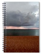 Twilight Chase Spiral Notebook