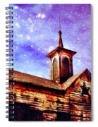 Twilight Gaze Spiral Notebook