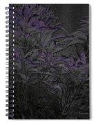 Twilight In Wonderland Spiral Notebook
