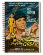 Twilight Of The Gods 1958 Spiral Notebook