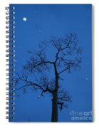 Twilight  Tracery  Spiral Notebook