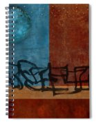 Twilight Walk Spiral Notebook