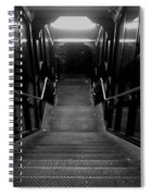 Twilight Zone Spiral Notebook