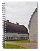 Twin Barns Spiral Notebook