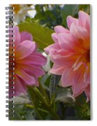 Twin Delight Spiral Notebook