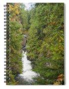 Twin Falls Cascade II Spiral Notebook