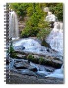 Twin Falls South Carolina Spiral Notebook