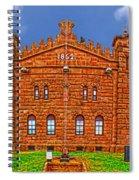 Twin Lights Of Navesink Spiral Notebook