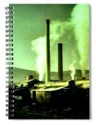 Twin Peaks Spiral Notebook