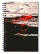 Twist On A Midsummer Night Spiral Notebook