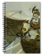 Twisted Beauty Of Chaso Spiral Notebook
