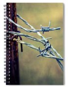 Twisted II Spiral Notebook