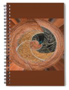 Twisted Koin Spiral Notebook