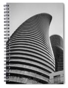 Twisted Sisters  7d01333 Spiral Notebook