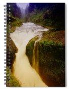Twister Falls Spiral Notebook
