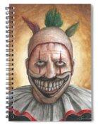 Twisty Spiral Notebook