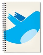 Twitter George Washington Spiral Notebook