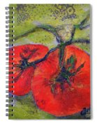 Two Beauties Spiral Notebook