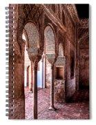 Two Columns Spiral Notebook