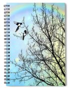 Two For Joy Spiral Notebook