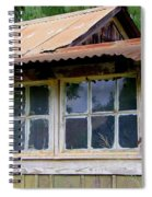 Two For The View Spiral Notebook