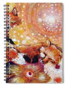 Two Foxes You Have A Friend In Me Spiral Notebook