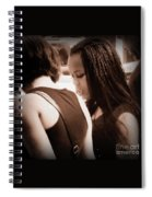 Two Girls Spiral Notebook
