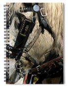 Two Horse Power Spiral Notebook