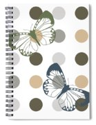 Two Makes A Pair Spiral Notebook