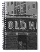 Two Old Hippies In Nashville Spiral Notebook