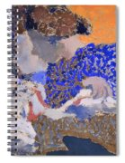 Two Seamstresses In The Workroom Spiral Notebook