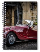 Two Seater Spiral Notebook