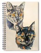 Two Torti's Spiral Notebook