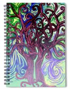 Two Trees Twining Spiral Notebook