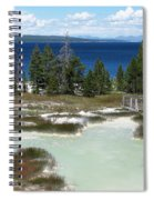 Two Waters Spiral Notebook