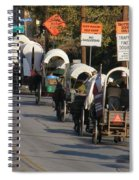 Read The Signs Spiral Notebook